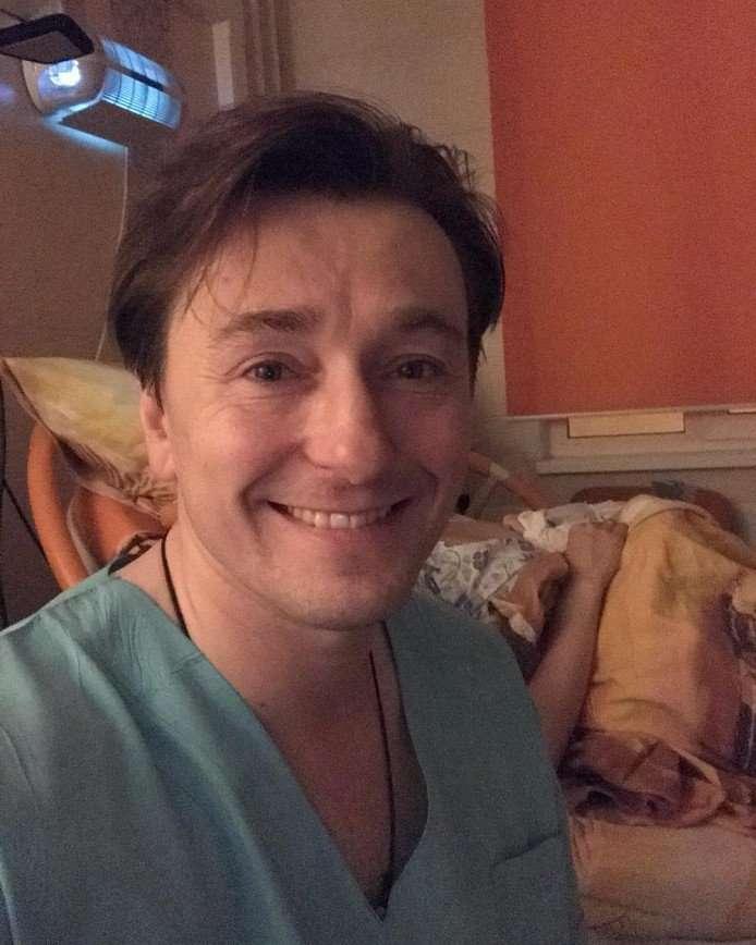 Радостная новость: у Сергея Безрукова родился сын
