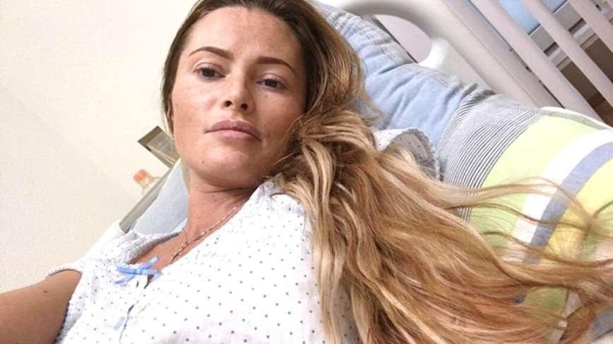 Дана Борисова: категорически опровергаю «будущее лечение» на Самуи
