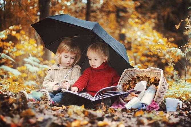 Милые малыши от Юлии Отто