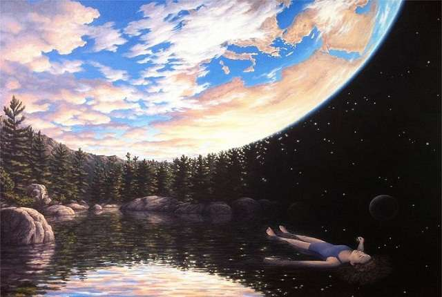 Магический реализм в картинах