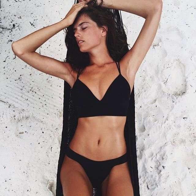 Инстаграм российских моделей - Даша Малыгина