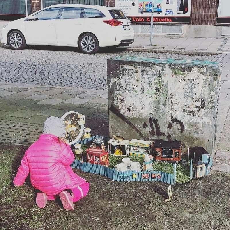 В Швеции открылся парк развлечений для мышей