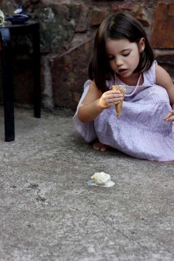 К 5 годам малышка попробовала 650 различных блюд