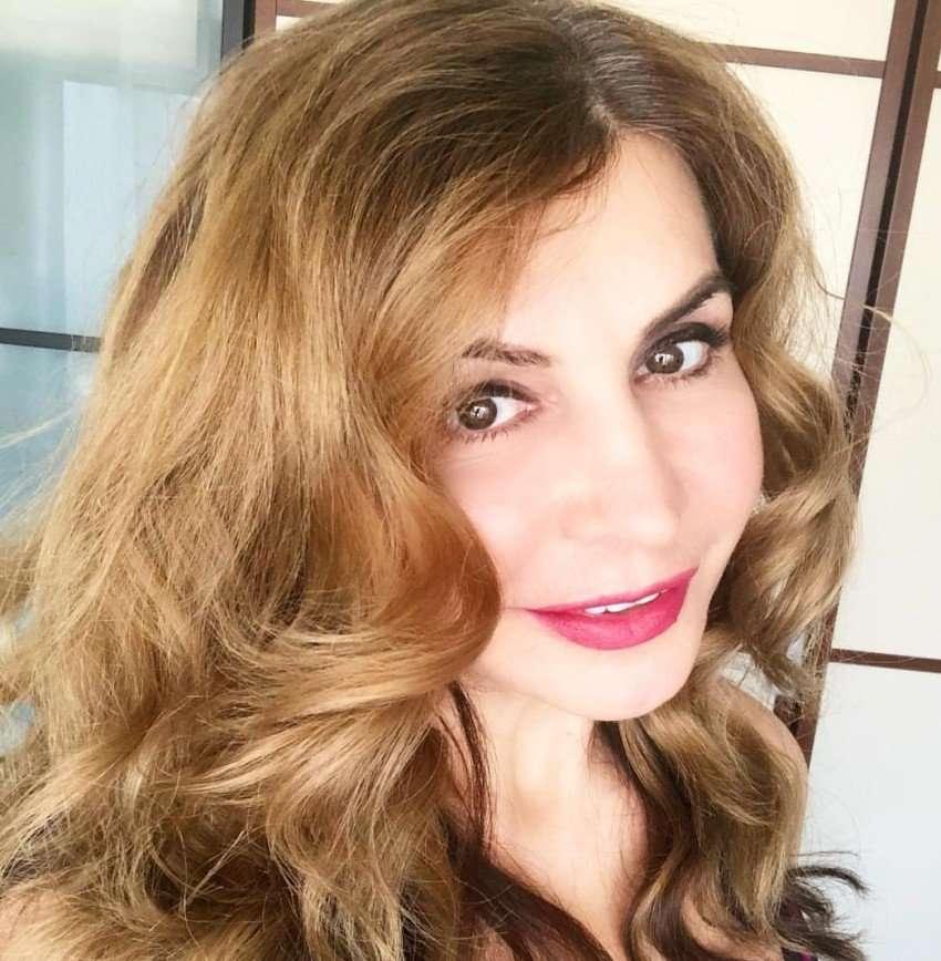 53-летняя Ирина Агибалова показала отличные формы