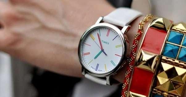 Модные женские часы сезона 2014