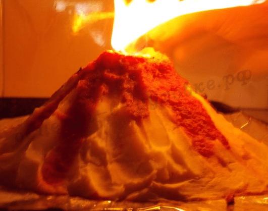 Картофельный «Вулкан»